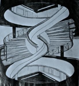 Conceptual Staircase